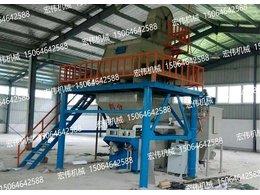 安徽芜湖干粉砂浆设备安装现场