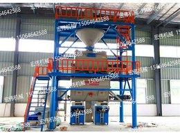 安徽六安干粉砂浆设备施工现场