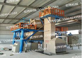60B型硅藻泥设备