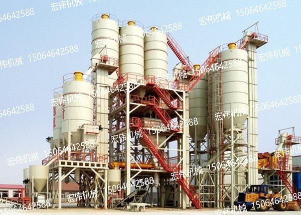30万吨干混砂浆设备