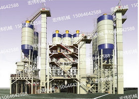 HW-20万吨预拌砂浆设备