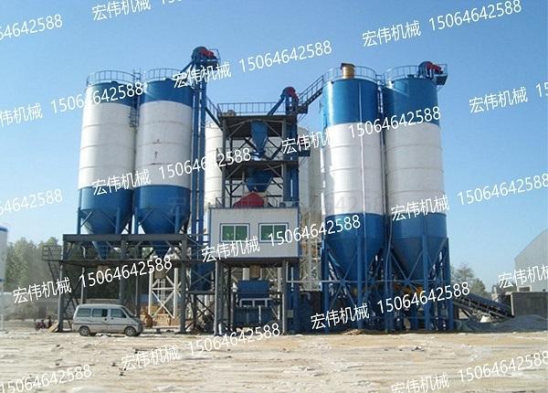 20万吨预拌砂浆设备