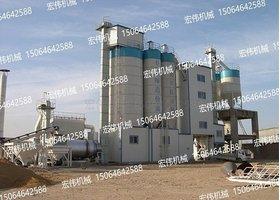 HW-干混砂浆设备