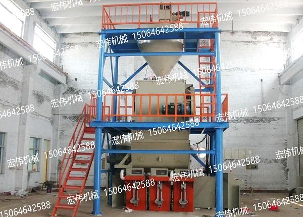 HW-80B型干粉砂浆设备