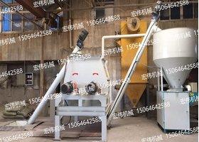 HW-55B干粉砂浆设备