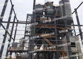 HW-30万吨干混砂浆设备