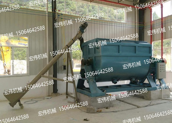 HW-10吨真石漆设备