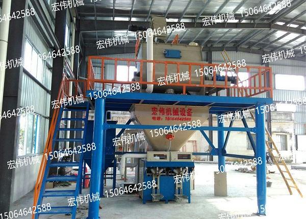 HW-60B-P硅藻泥设备