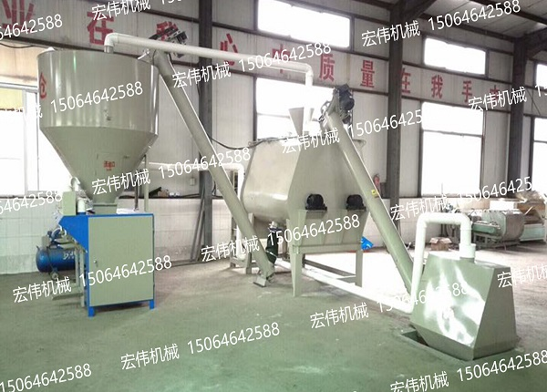 HW-55B型保温砂浆设备