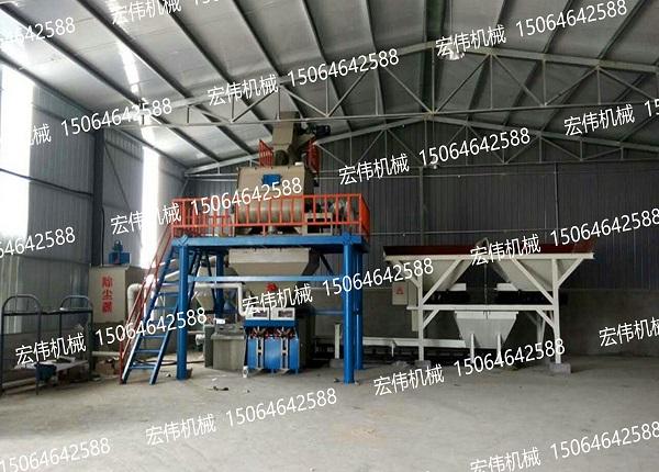 HW-60B-P保温砂浆设备
