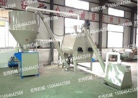 HW-55B型硅藻泥设备