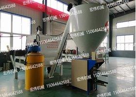 HW-55B硅藻泥设备