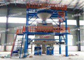 HW-80B-P型硅藻泥设备