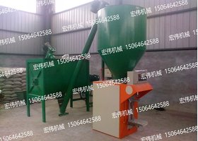 HW-50B型保温砂浆设备