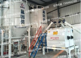 HW-55J型保温砂浆设备