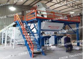 HW-60B型保温砂浆设备